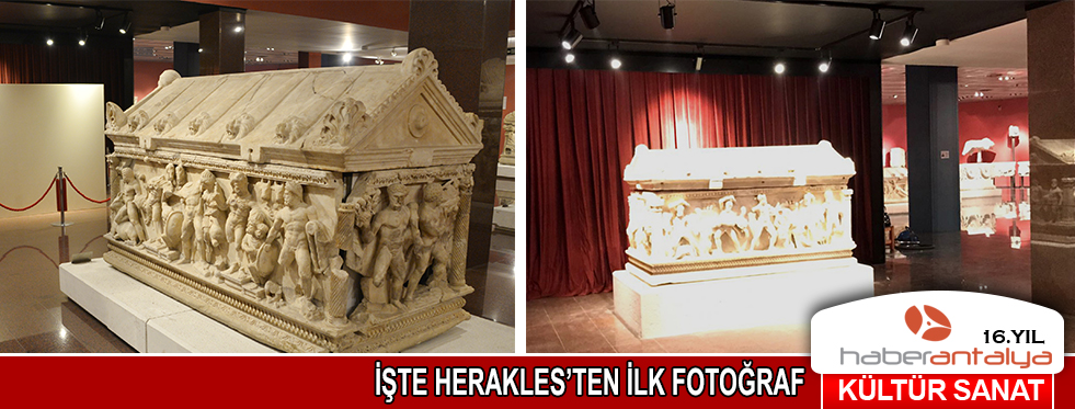 İşte Herakles'ten ilk fotoğraf