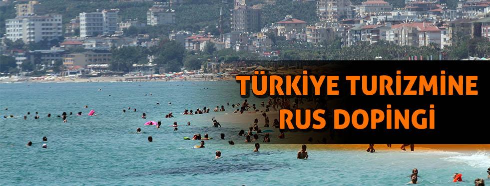 Türkiye turizmine 'Rus' dopingi
