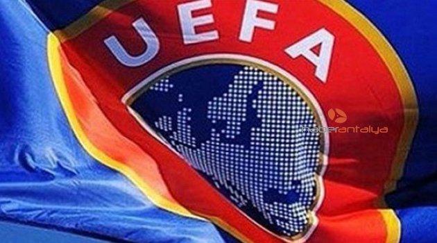 UEFA'YA ŞOK BASKIN!