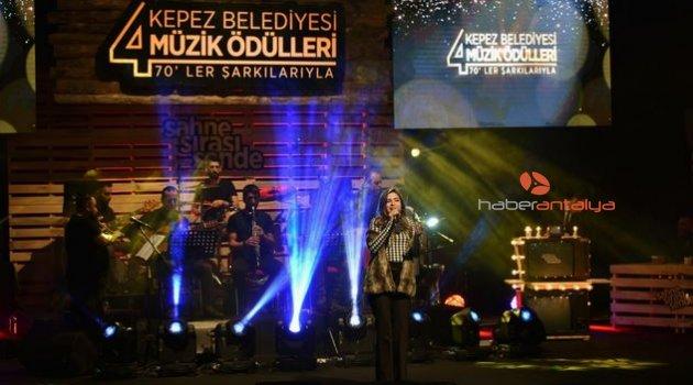 'Ulusal Müzik Ödülleri'ne Muhteşem Final