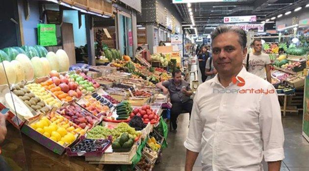 Uysal'dan Rus pazarı için planlı üretim, planlı pazarlama önerisi