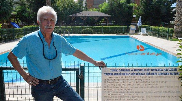 Uzmandan havuzlarda salgın ve bulaşıcı hastalık uyarısı