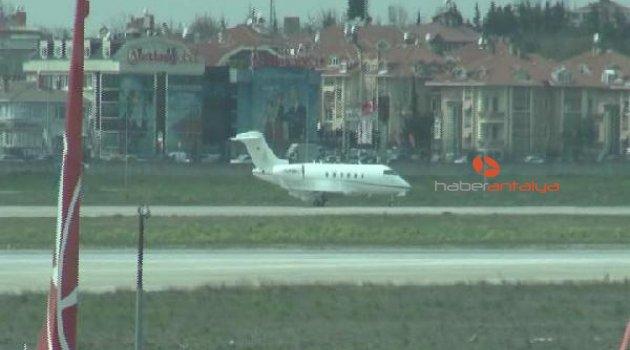 Zarrab'ın uçağına el konuldu