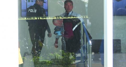 Antalya'daki banka soyguncusu dolandırıldığı için dikkat çekmek istemiş