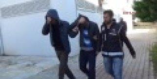 Antalya'da sahte kimliklerle kredi cektiler